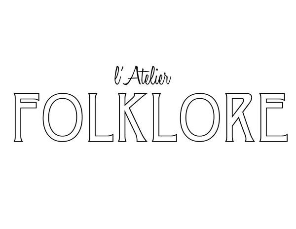 Folklore Logo Skillshare Projects