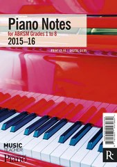 ABRSM Piano Notes 2015-16