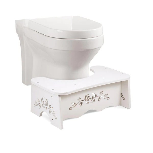 tabouret physiologique de toilette