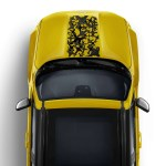 Jeep Renegade Hood Decal Camouflage 50928621