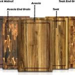 Extra Large Wood Cutting Board 18x12x1 5 Butcher Block With Juice Groo Casanuva