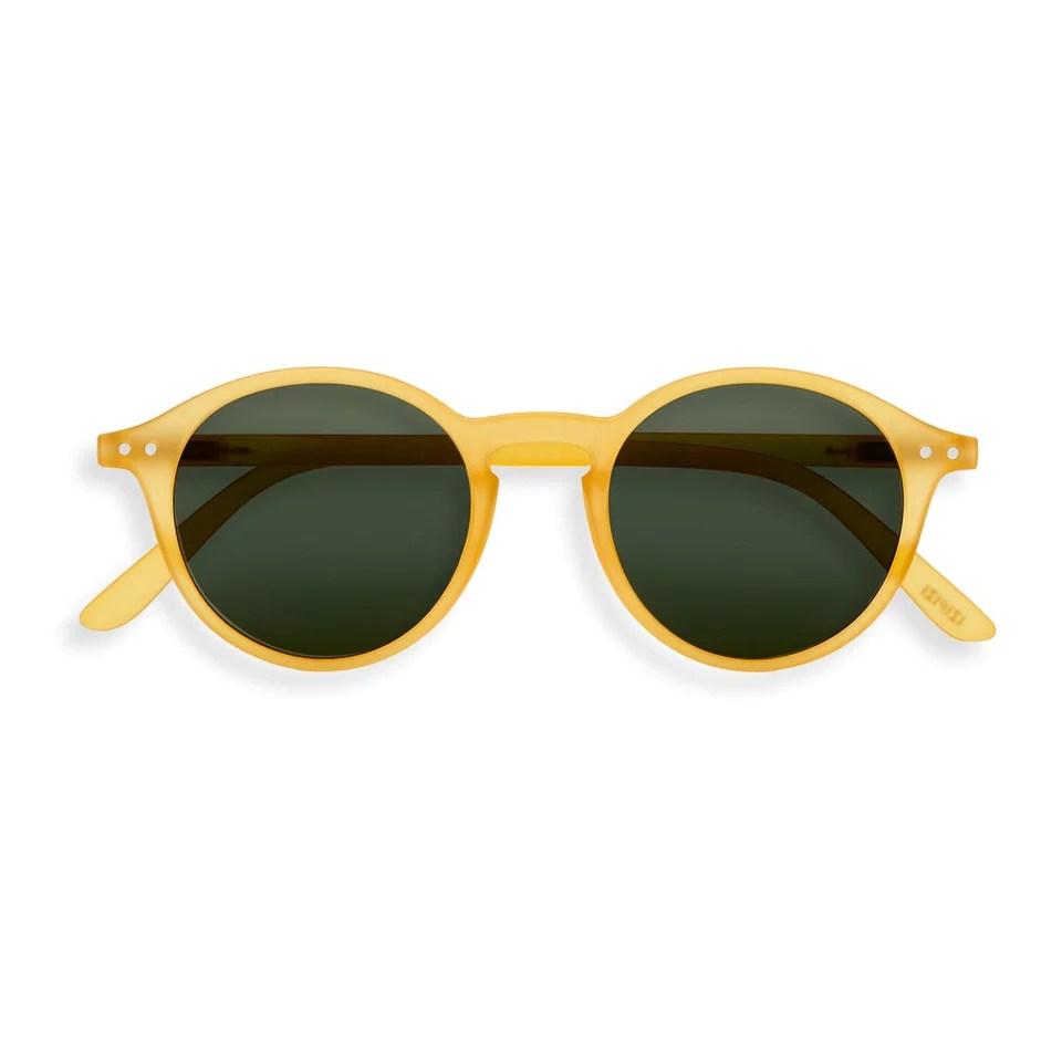 Honey Yellow #D Sunglasses by Izipizi