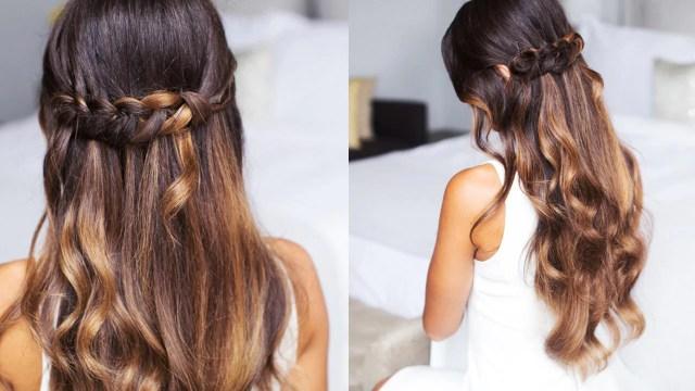 braid hairstyles: loop waterfall braid – luxy hair