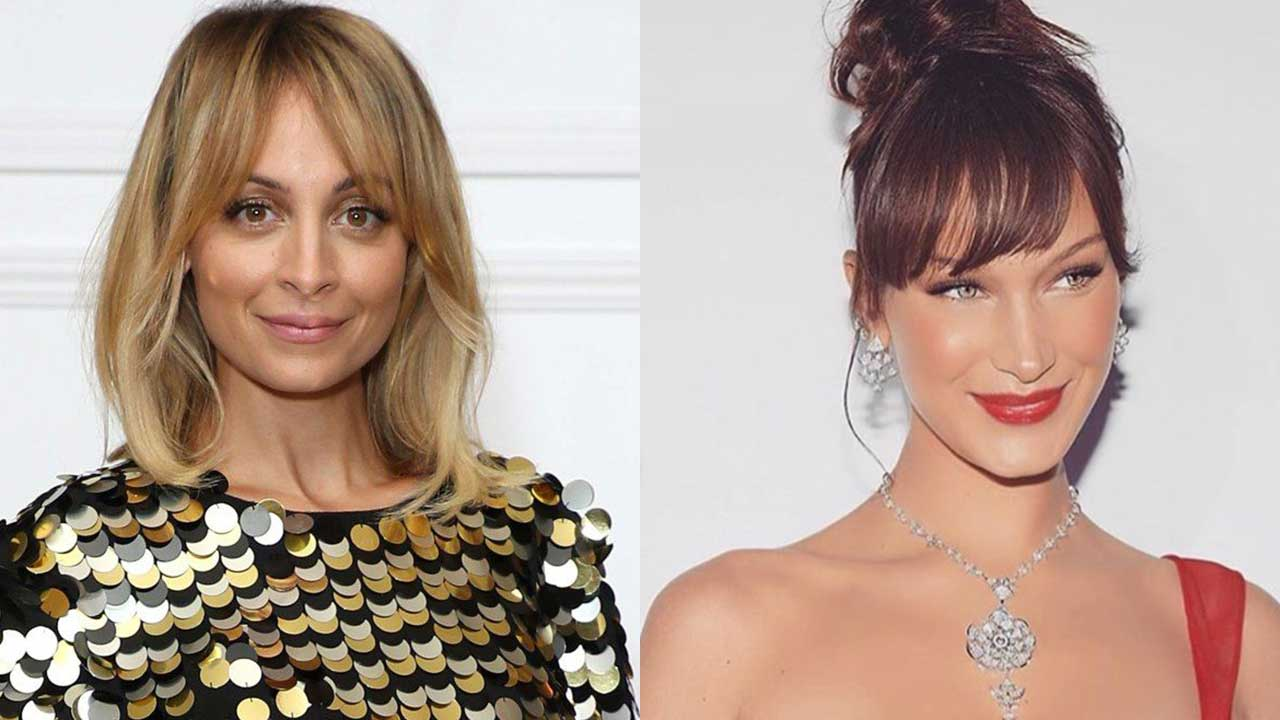 wispy bangs best bangs for your face shape