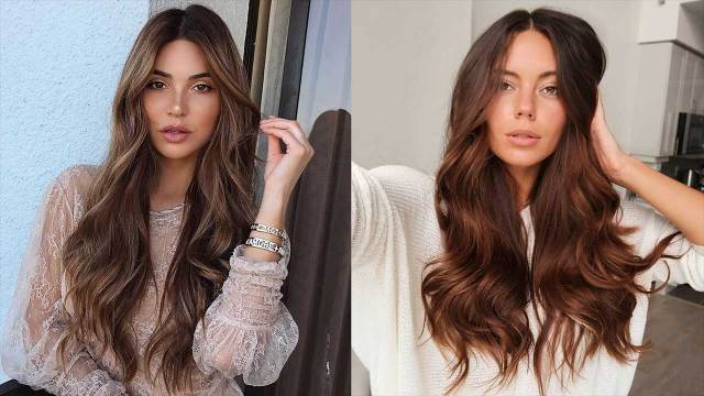 wavy hairstyles: how to get loose waves (inspired by negin