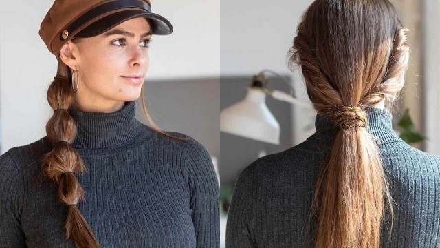 easy fall hairstyles: video tutorial, guide & photos! – luxy