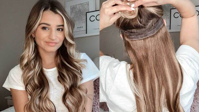 6 different ways to use hair extensions – luxy hair