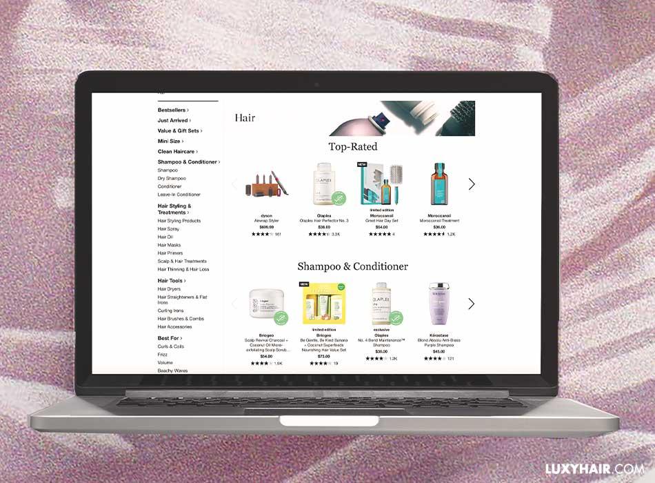 Hair care online