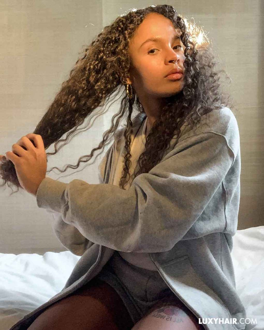 How to transition to your natural hair