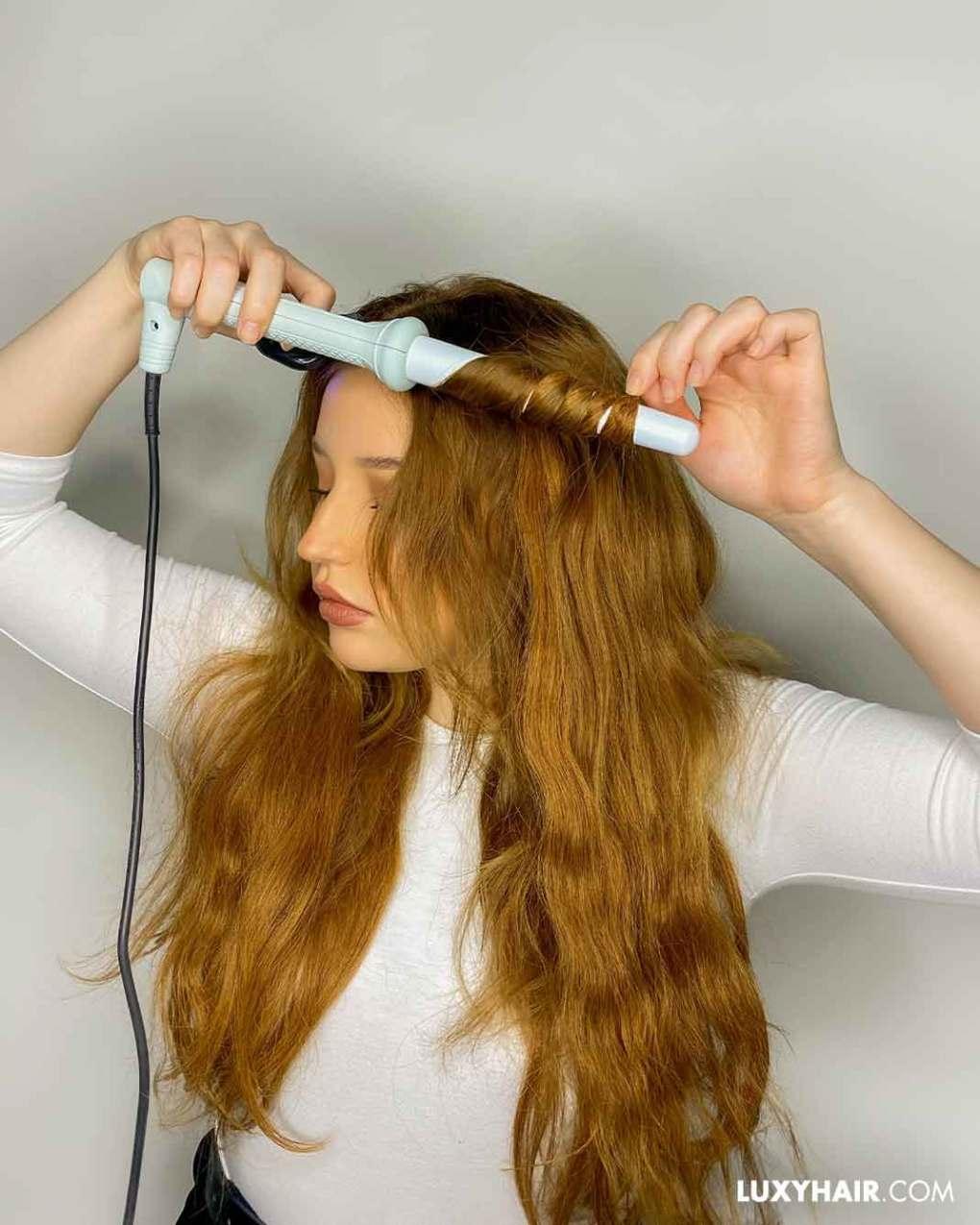 Nicole Kidman The Undoing hair tutorial