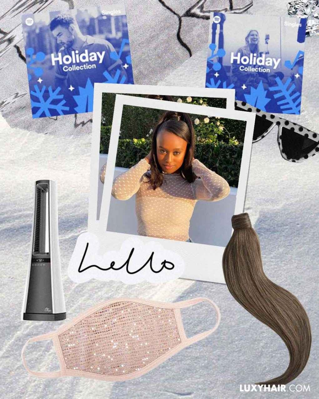 hairstyles for the holidays