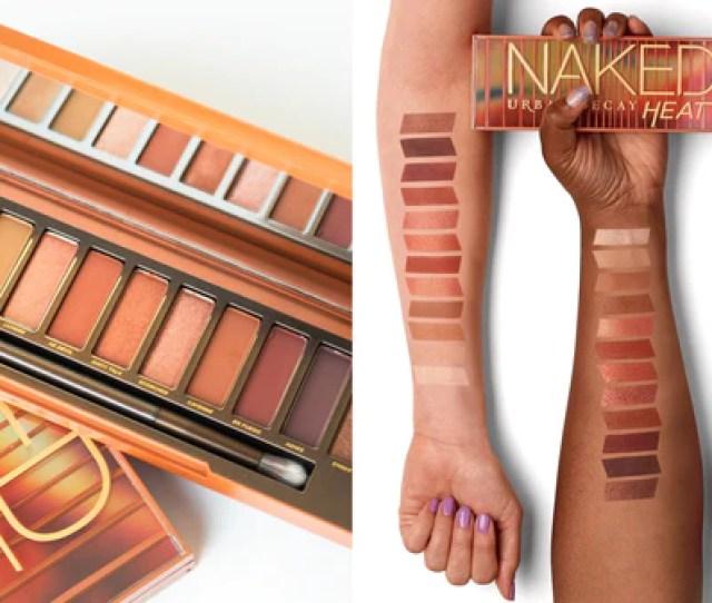 Urban Decay Naked Heat Eyeshadow Palette Beauty Bambi