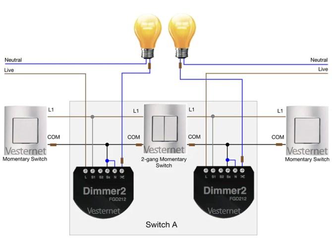 apnt148  standard 2way lighting circuit 2gang — vesternet