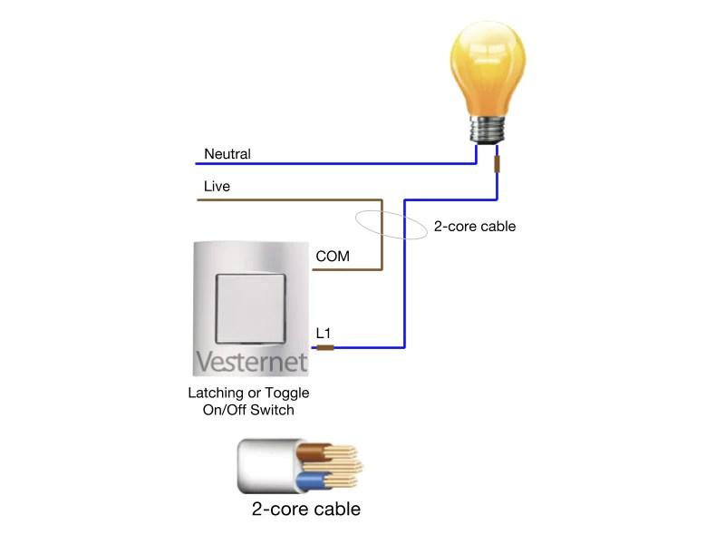Wiring Diagrams For Fibaro, Qubino, Aeotec, MCO And