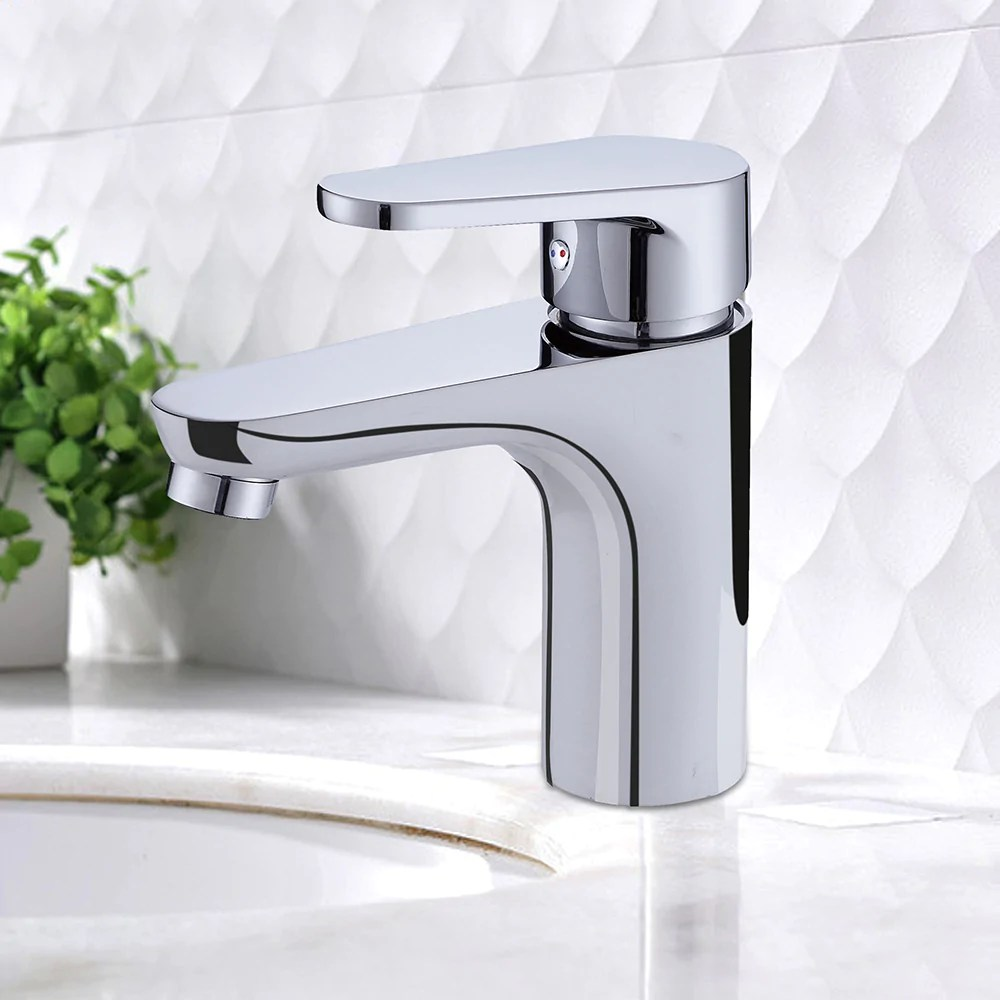 modern commercial 6 inch bathroom vessel sink faucet single hole sin homebeyond