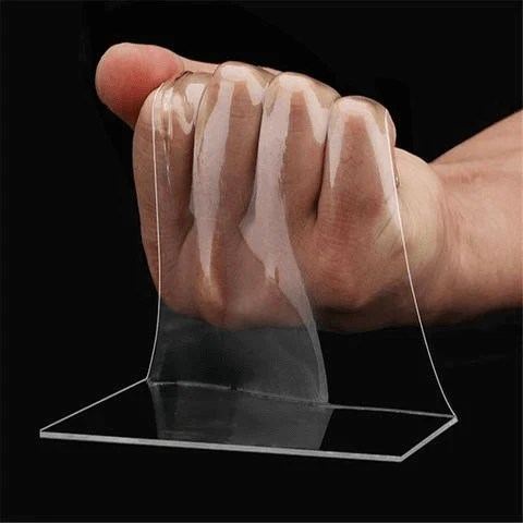 Tapie™ Nano Tape, Nano Magic Tape (2020 Upgraded) is a super-strong double-sided gel sticky tape