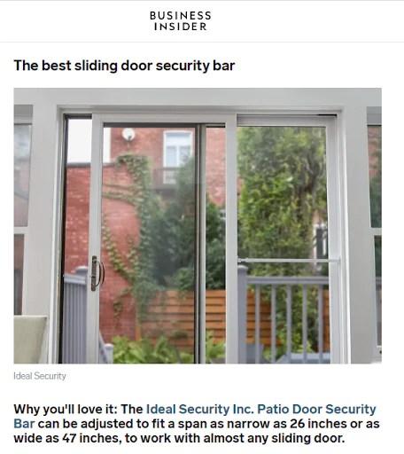 the 21 best door security bars