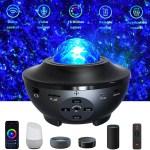 Smart Galaxy Projector Wifi Night Light Star Projector Elecstars Com
