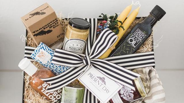 Make curated gift boxes.