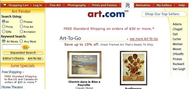 Art.com - 2000