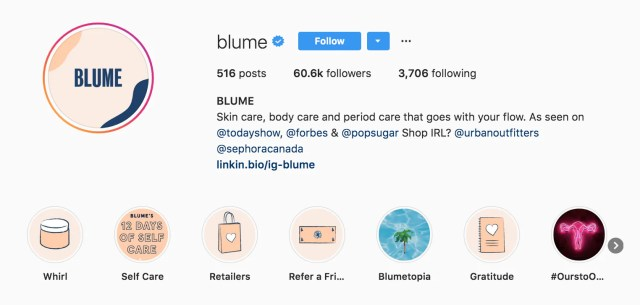 Instagram Bio Ideas: 26 Examples With the Perfect Bio (26)