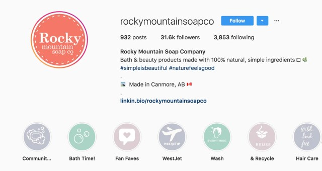 Instagram Bio Ideas: 23 Examples With the Perfect Bio (23)