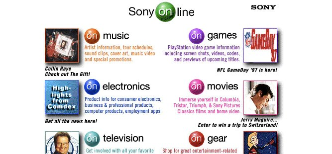 Sony - 1996