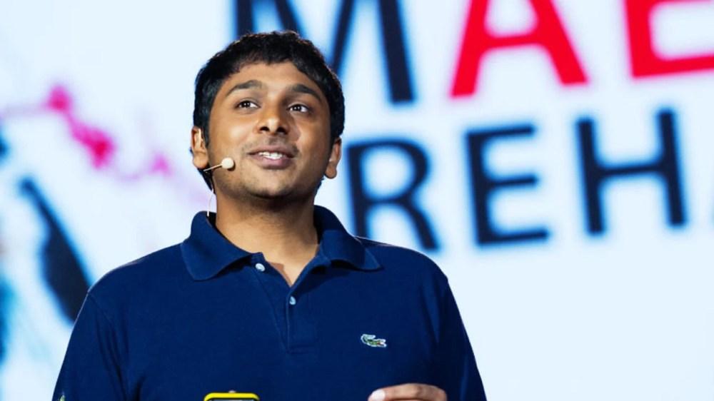 Portrait of TED Talks speaker Raghava KK