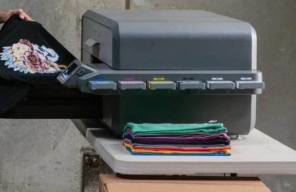 direct-to-garment printer