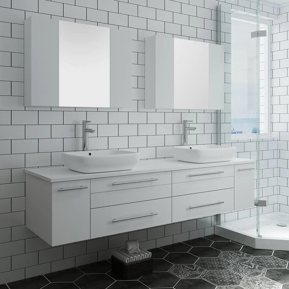 luxe bathroom vanities