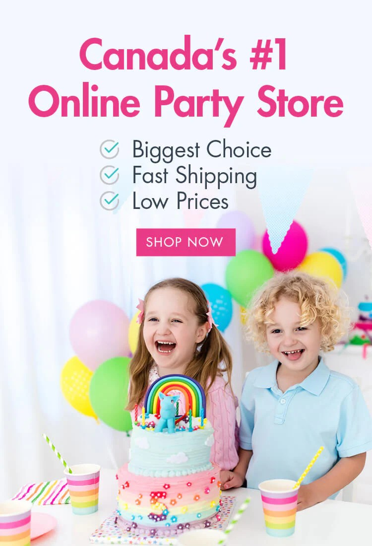 Party Expert Canada S 1 Online Party Supplies Store