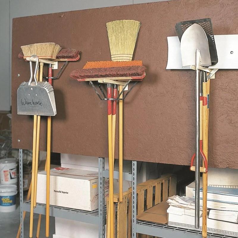 gempler s original long handled tool rack