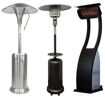 patio heater repair for the southern