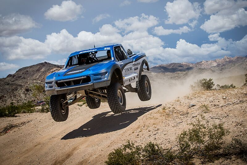 Truck 2017 Raptor Vs Trophy