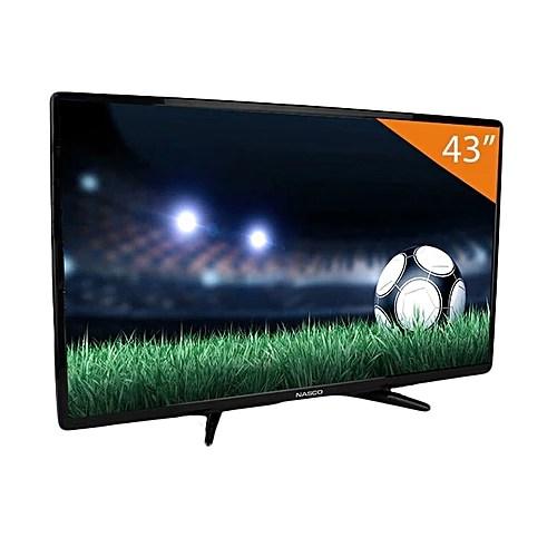 sunny tv led ultra slim full hd 43 avec recepteur integre tnt support mural offert