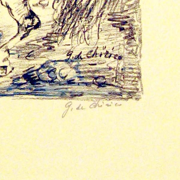 Image result for De Chirico i cavalli