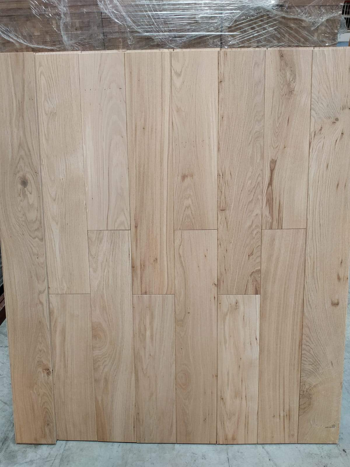 parquet chene massif 15x130mmm huile invisible aspect bois brut