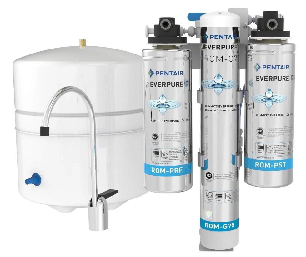 Everpure ROMIV Reverse Osmosis System | Efilters – Efilters.net