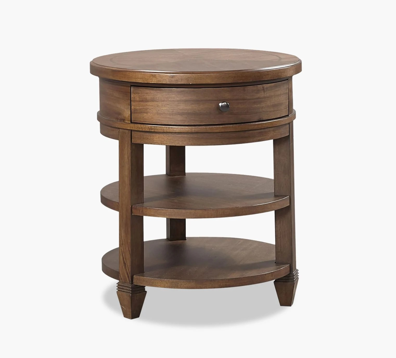 Thornton Round Nightstand