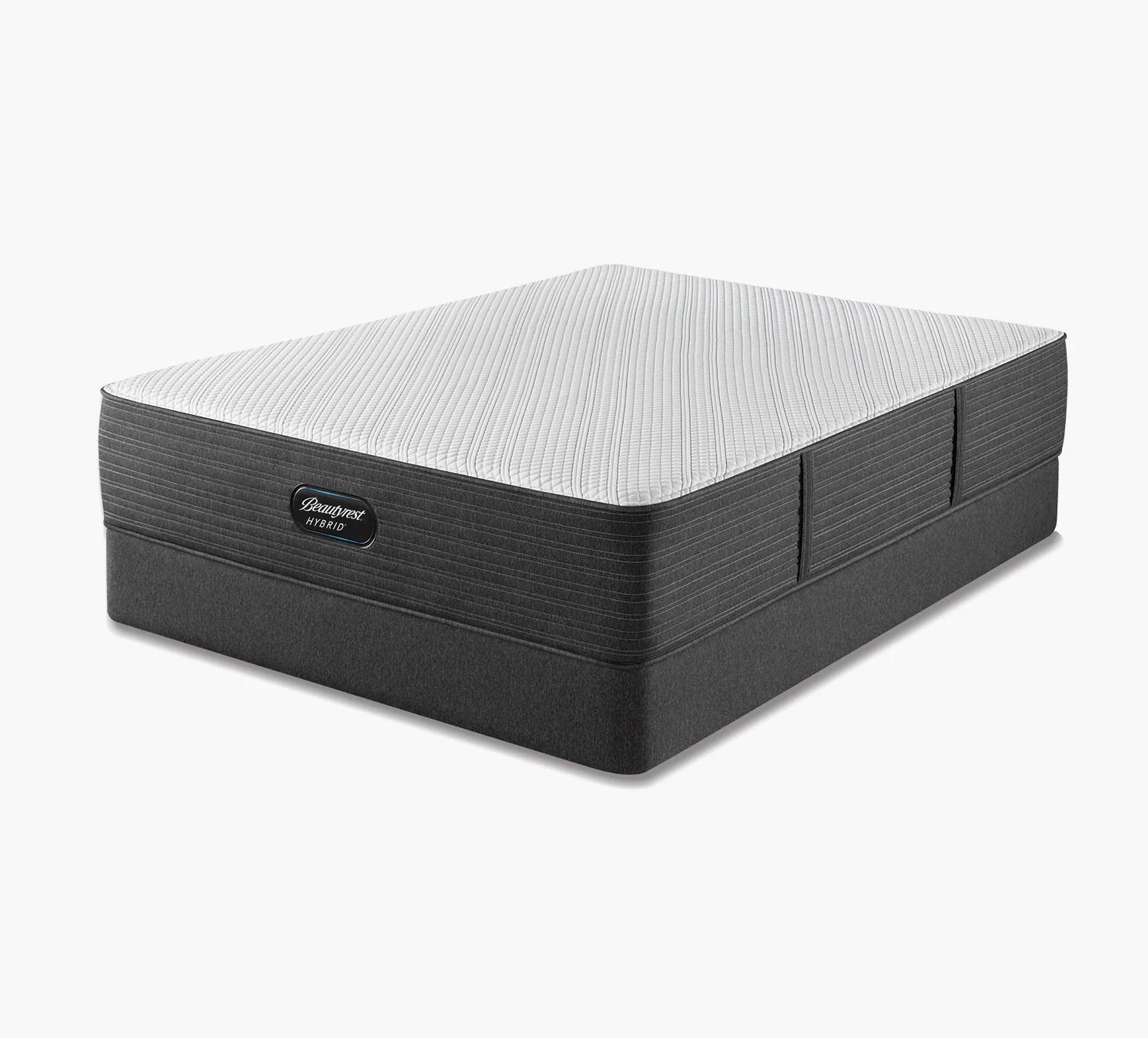 simmons beautyrest cooling hybrid king mattress