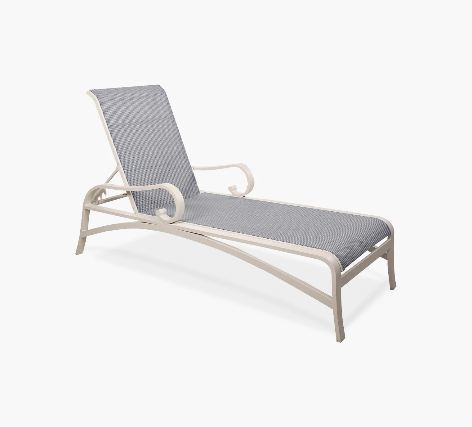 mariner outdoor sling chaise
