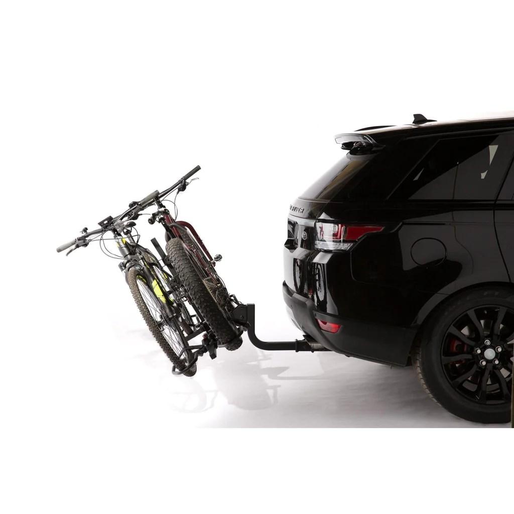 kac k2 overdrive sport hitch mount bike rack