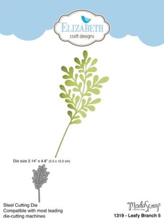 Leafy Branch 5