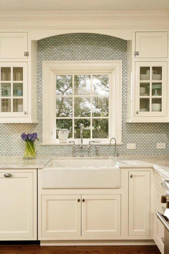 3 4 inch curved white milk glass subway tile