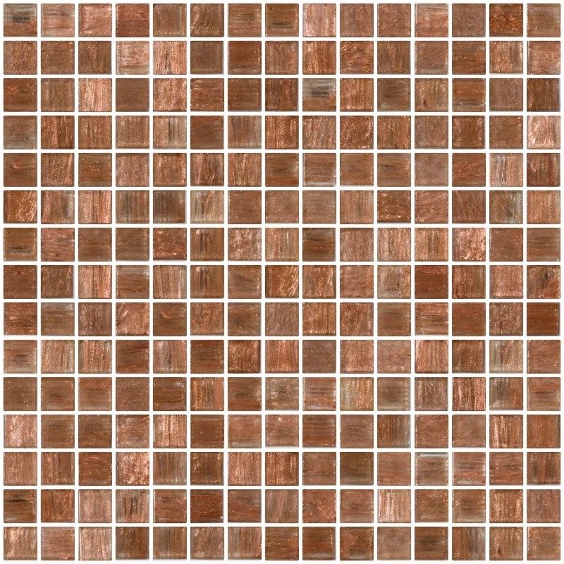 3 4 inch copper and gold marbled glass tile