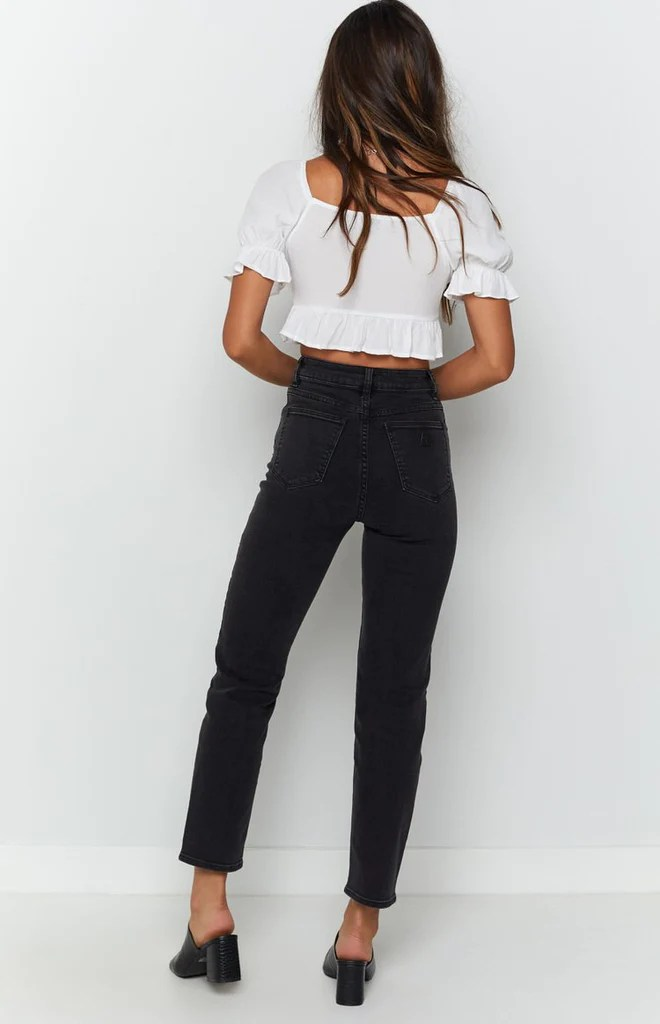 Abrand A '94 High Slim Jeans 90210 8