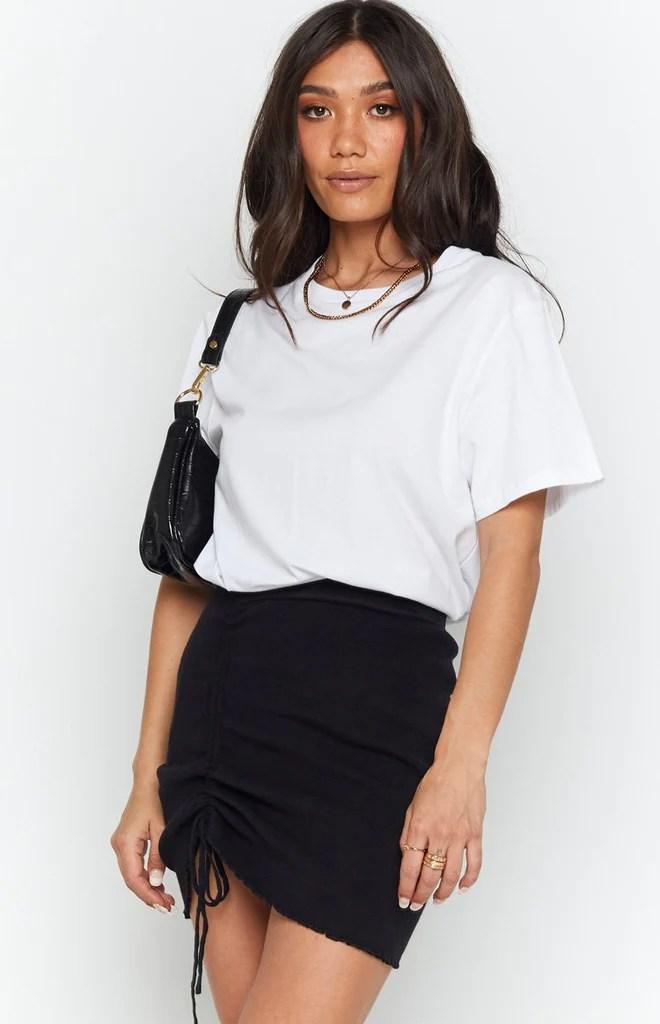 Summertide Skirt Black 6