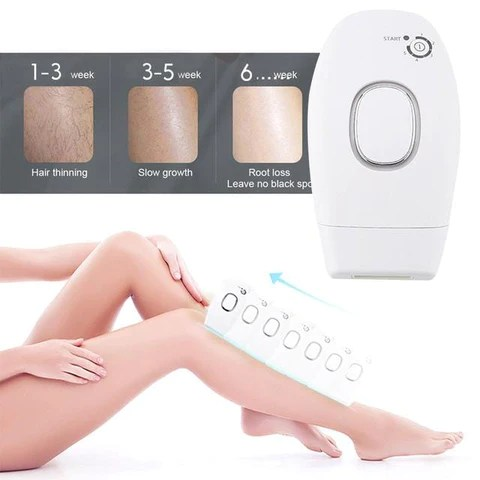 best at home laser hair removal