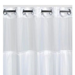 shower curtains for airbnb