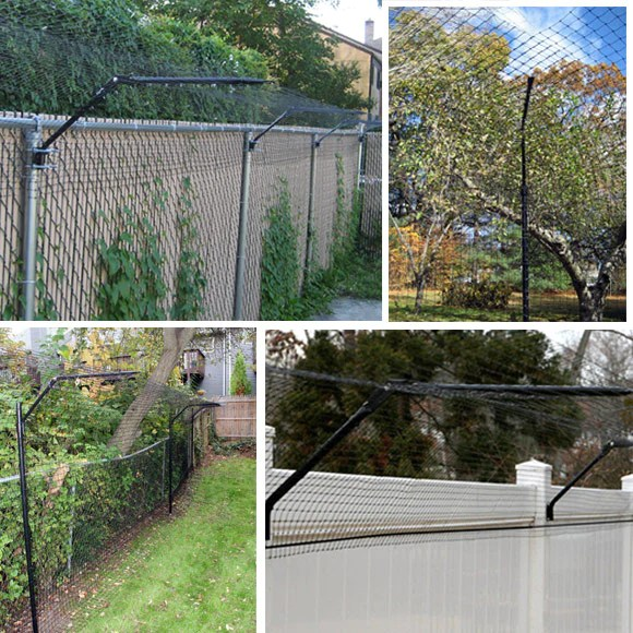 purrfect fence experts in keeping